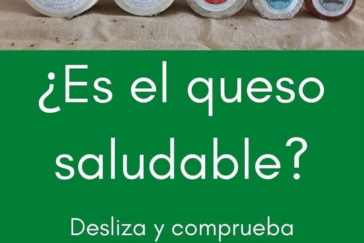 queso saludable